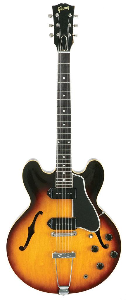 Gibson es-330 1960
