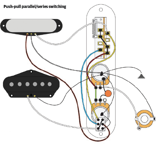 25 fender telecaster tips, mods and upgrades - guitar ... blacktop telecaster wiring mods blacktop telecaster wire diagram he #2