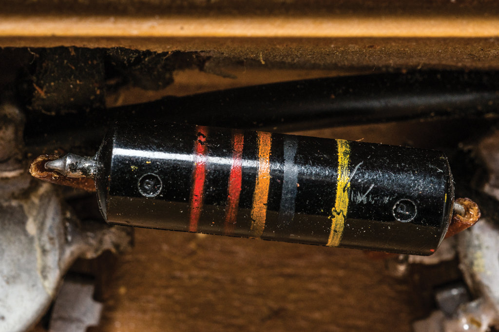 Vintage Bench Test-47