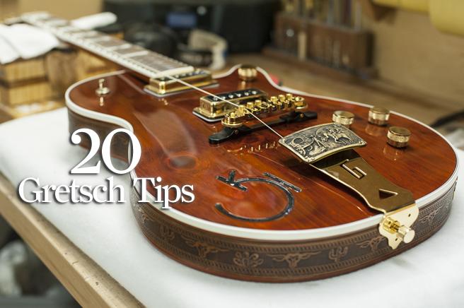 Gretsch Custom Shop TT 20 gretsch upgrades, mods & tone tips guitar com all things guitar