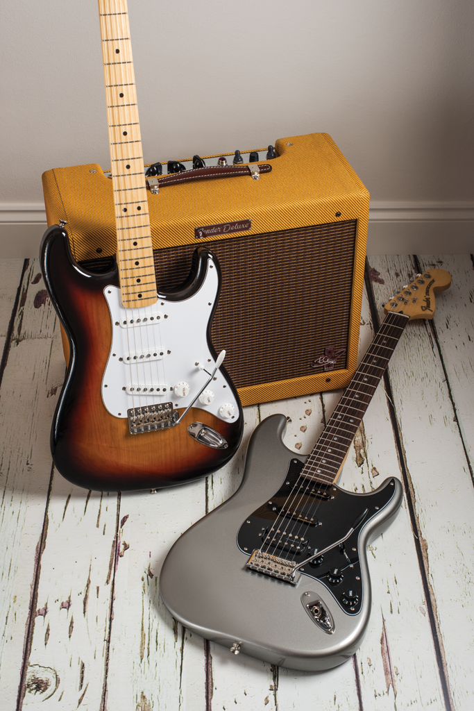 fender deluxe strat hss classic 68 strat texas special review all things guitar. Black Bedroom Furniture Sets. Home Design Ideas