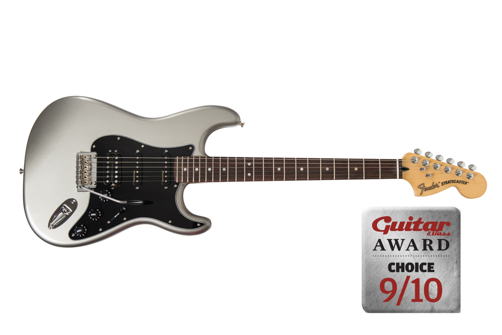 fender deluxe strat hss classic 68 strat texas special review the guitar magazine the. Black Bedroom Furniture Sets. Home Design Ideas