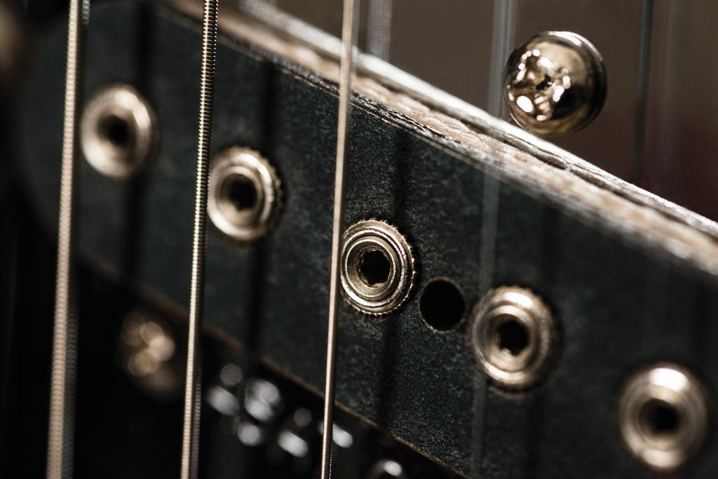 Guitar & Bass July 25