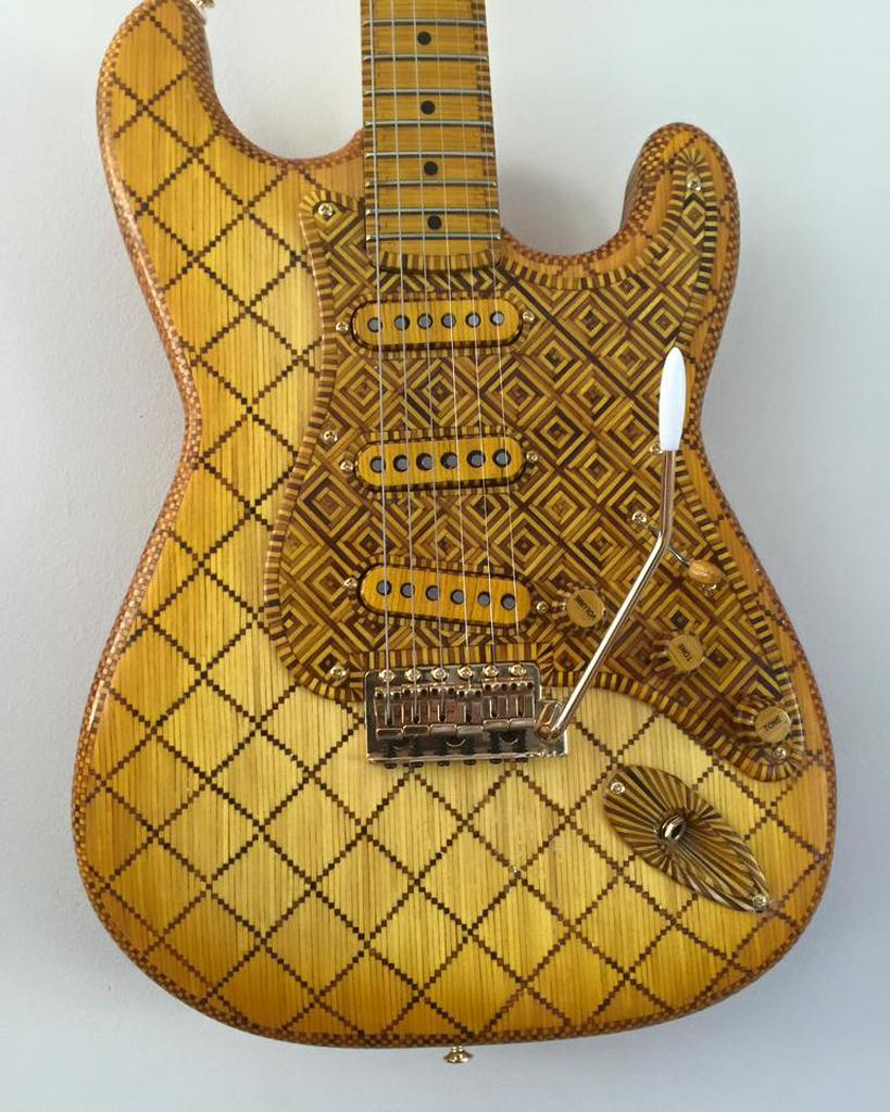 Matchstick guitar 2