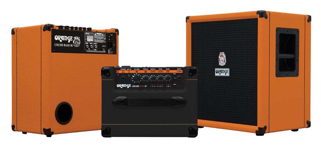 orange crush bass 100 50 25 combos review the guitar magazine the guitar magazine. Black Bedroom Furniture Sets. Home Design Ideas