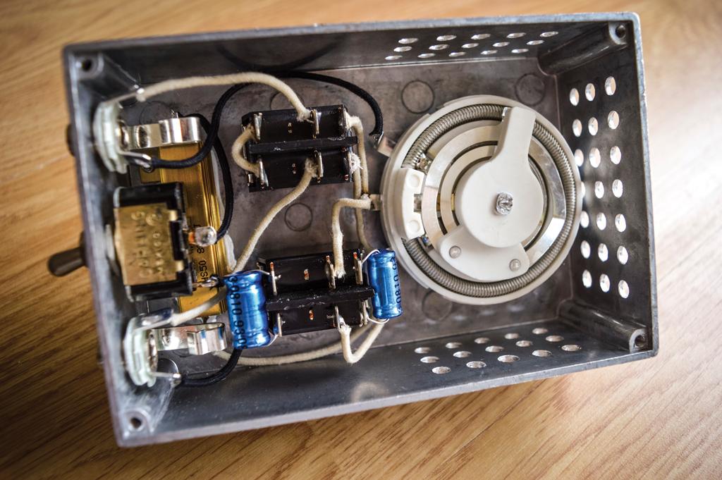 attenuator guitar amp