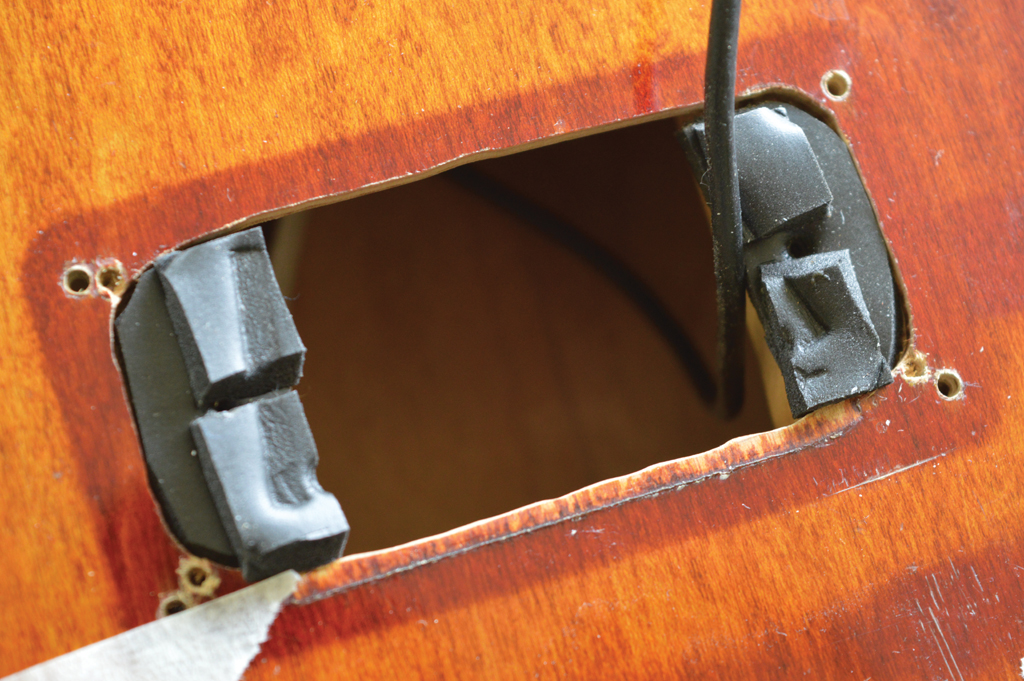 20 gretsch upgrades mods tone tips the guitar magazine the guitar magazine. Black Bedroom Furniture Sets. Home Design Ideas