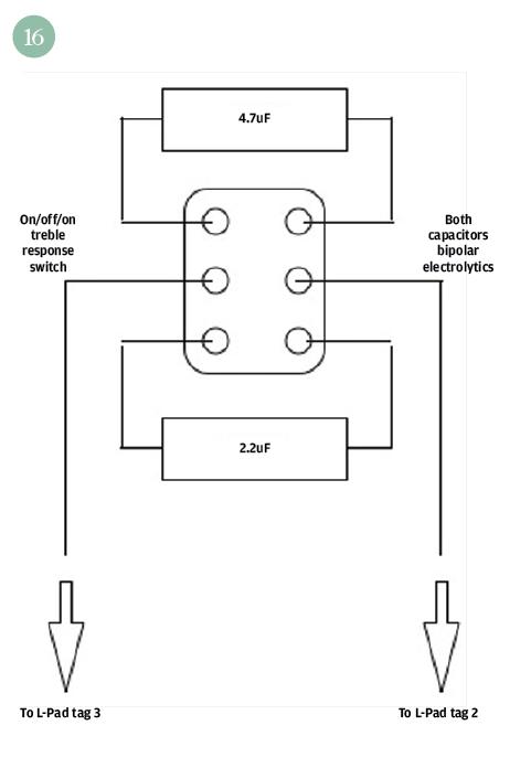 attenuator guitar amp circuitry