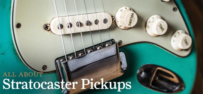best vintage stratocaster pickups
