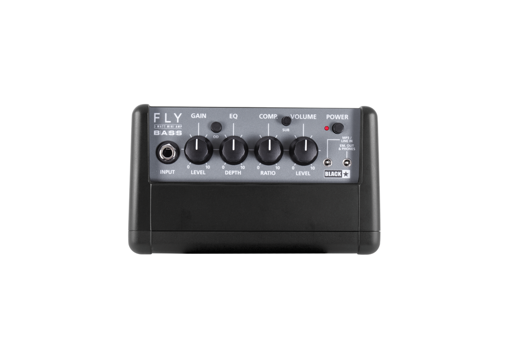 Fly3 BASS TOP DOWN