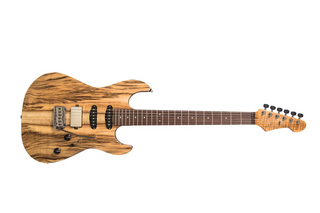 Patrick James Eggle 96 Drop Top Myrtlewood review - The Guitar ...