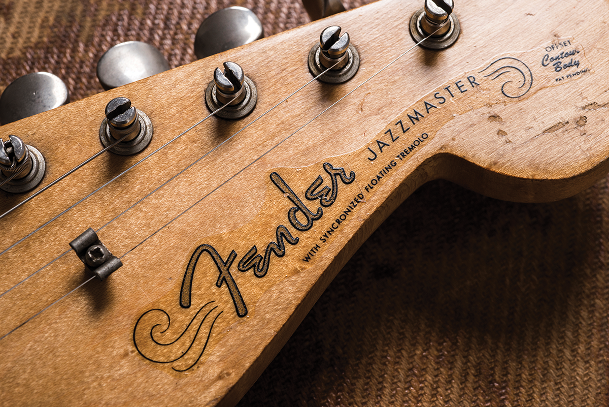 The 59 Fender Jazzmaster Huw Price S Vintage Bench Test