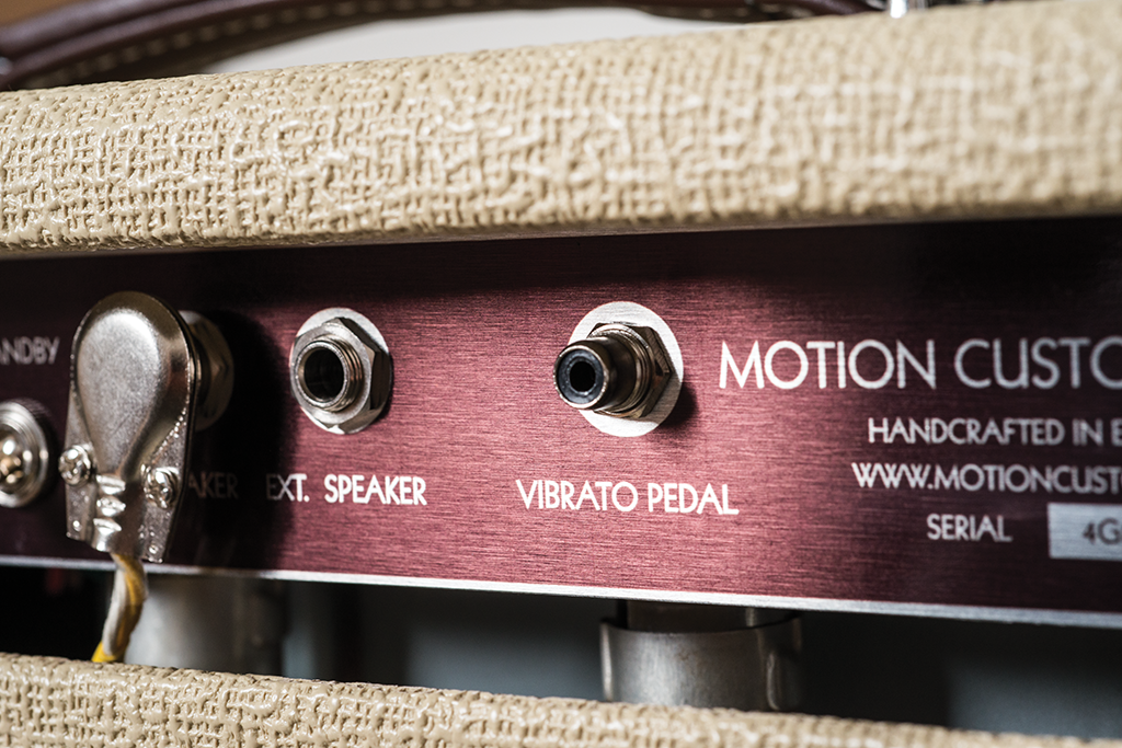 Motion Amps-4