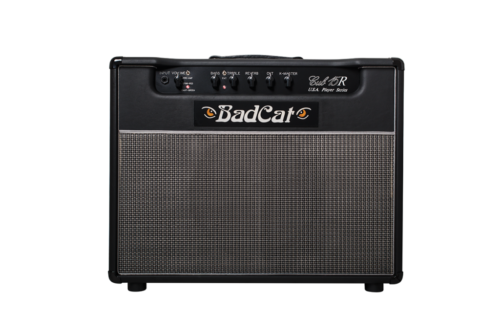 Bad Cat USA Player Series Front