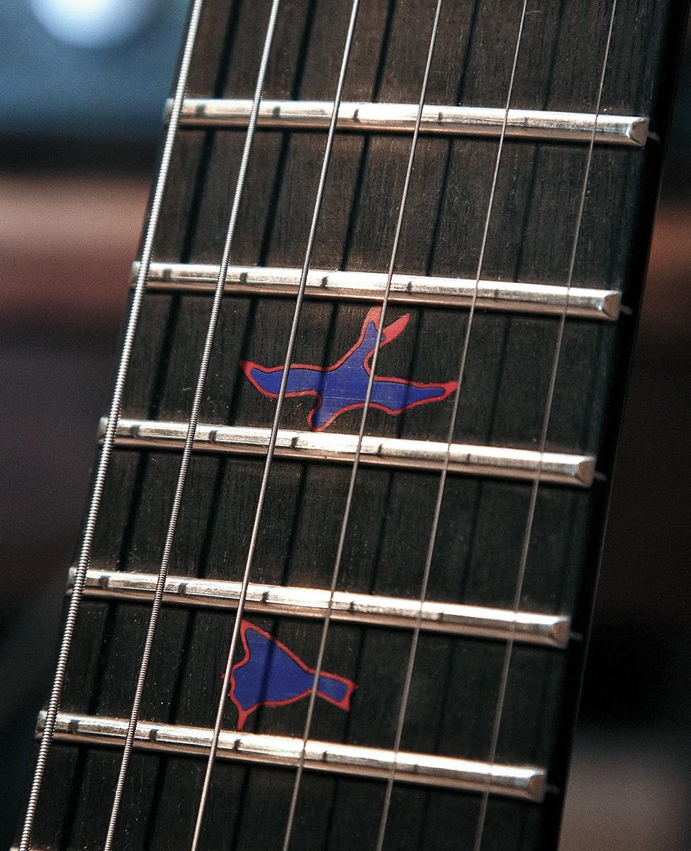King Crimson Guitarist