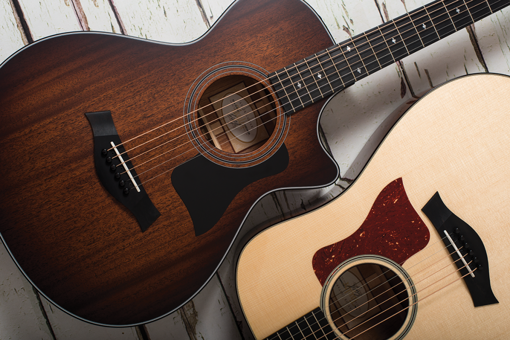 Taylor Guitars For Sale >> Taylor 322ce & 510e Acoustic Guitars Review - Solid ...