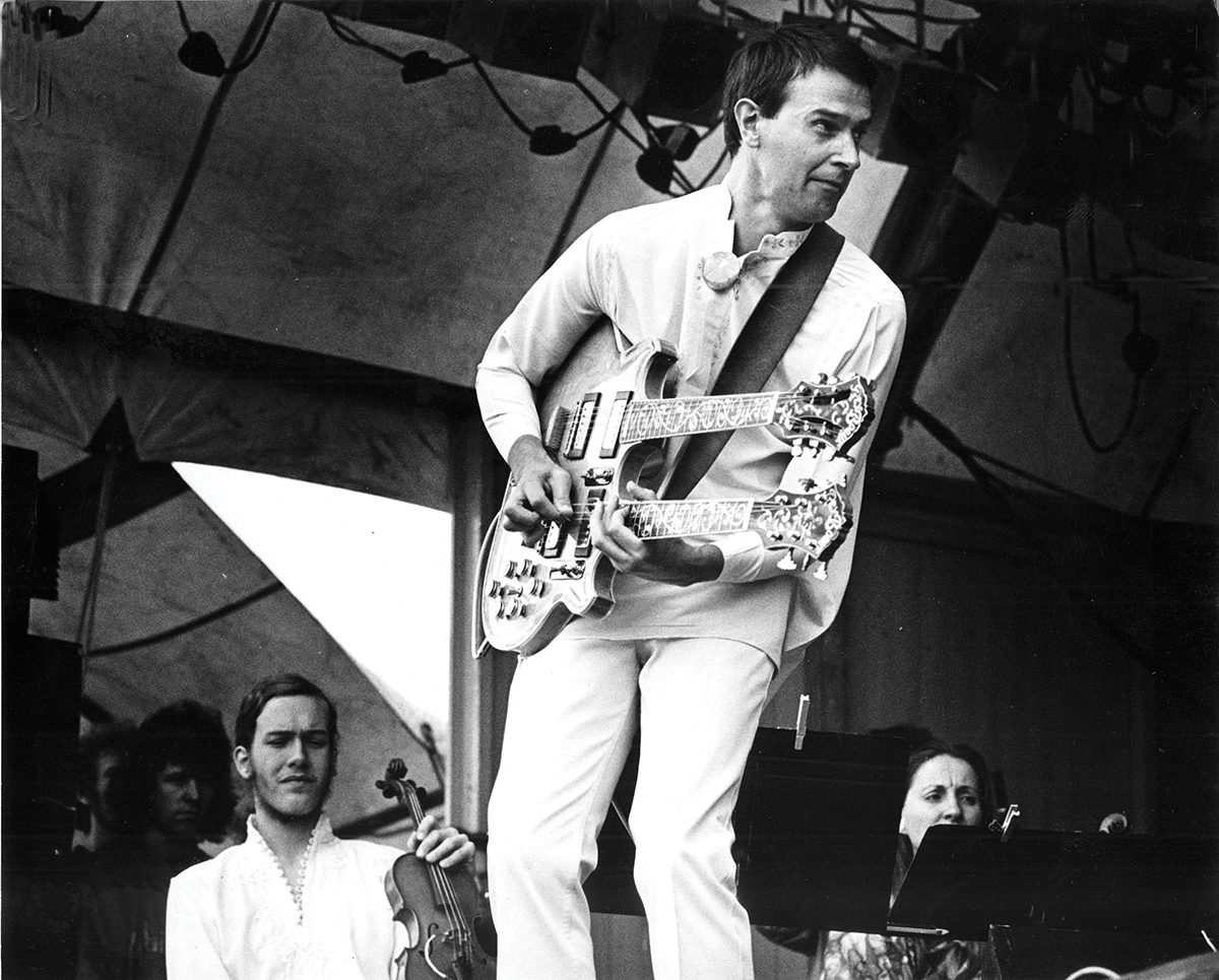 The Mahavishnu Orchestra Perform Live In Amsterdam