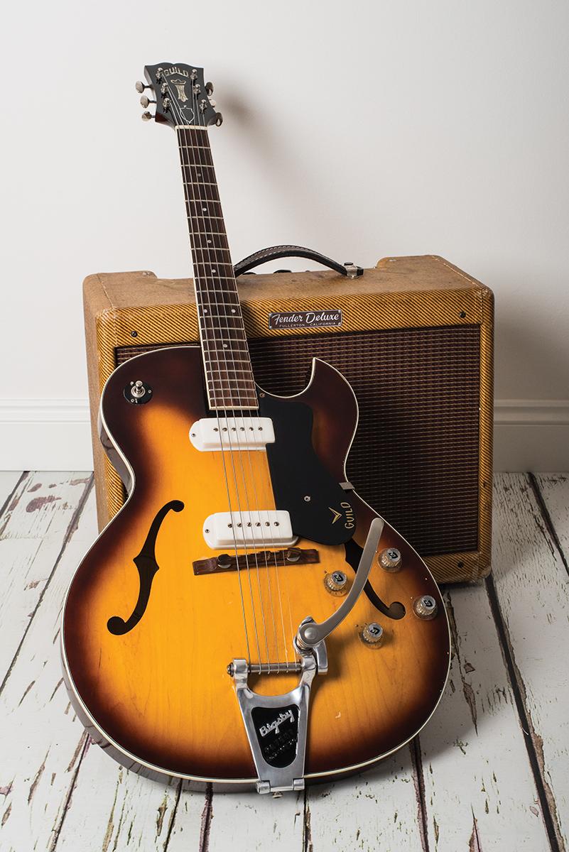 guild guitar serial number dating