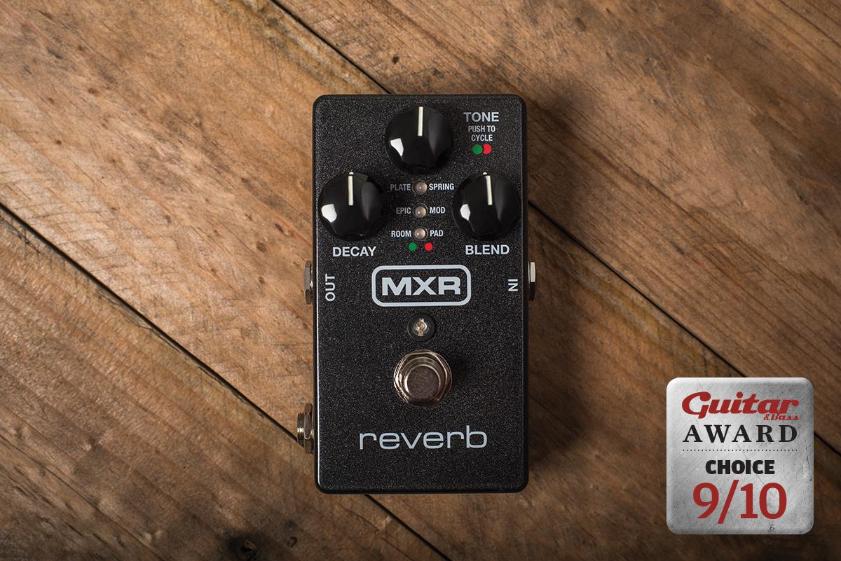 MXR-M300-Reverb