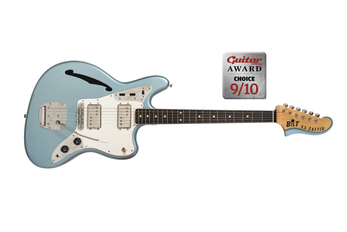 bilt guitars s s zaftig review demo all things guitar. Black Bedroom Furniture Sets. Home Design Ideas