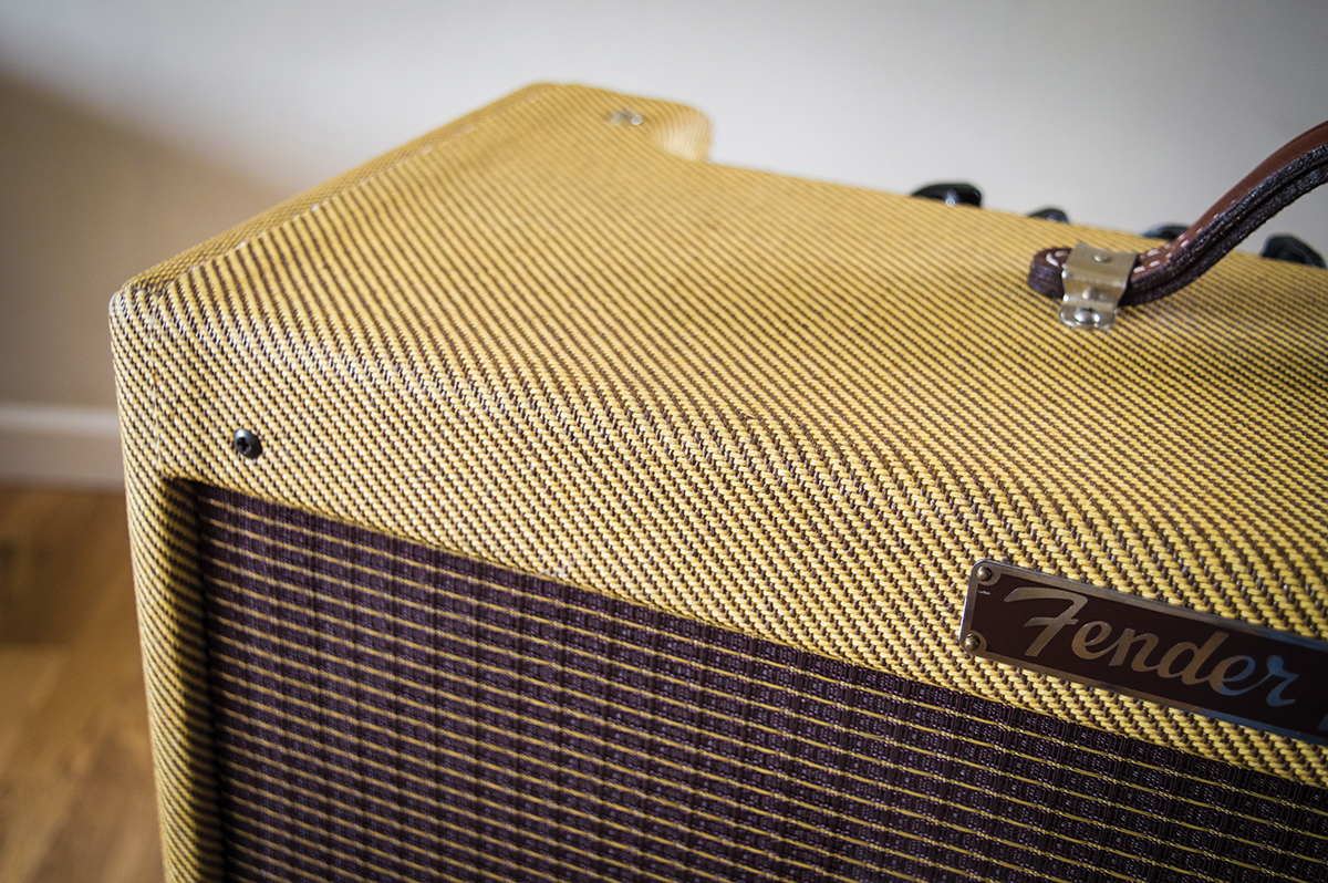 Fender Tweed Amp >> Diy Workshop 59 Fender Bassman Guitar Com All Things