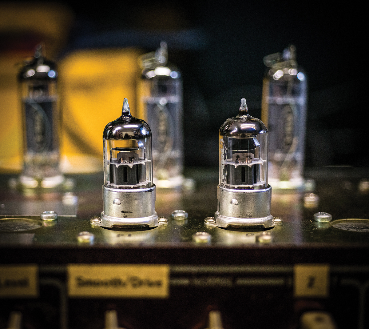 All About… Preamp Valves - Guitar com | All Things Guitar