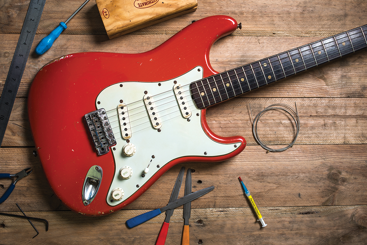 50 Low Cost Ways To Improve Your Guitar Tone All Brian May Wiring