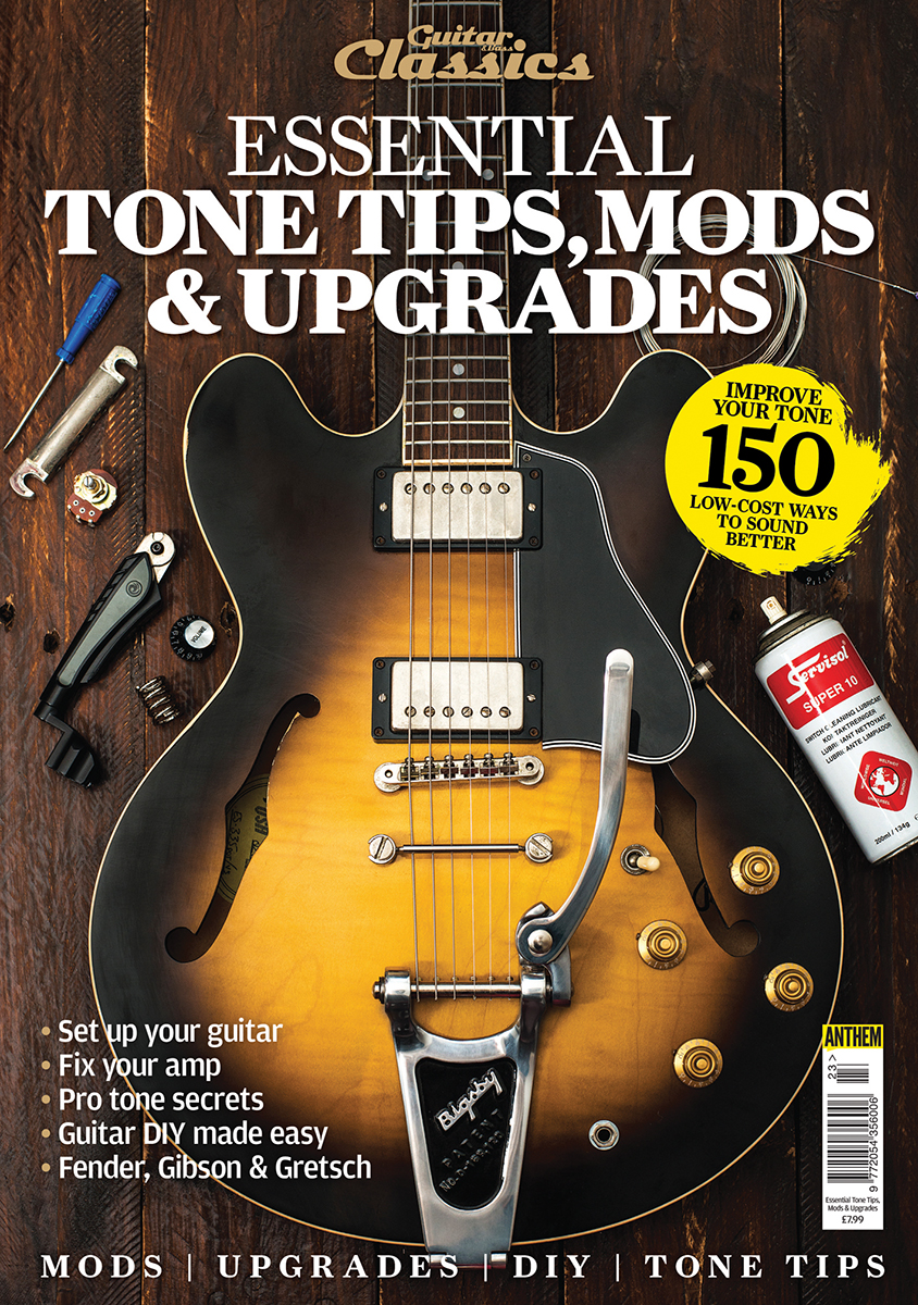 G&B Classics: Essential Tone Tips, Mods & Upgrades is on sale now ...