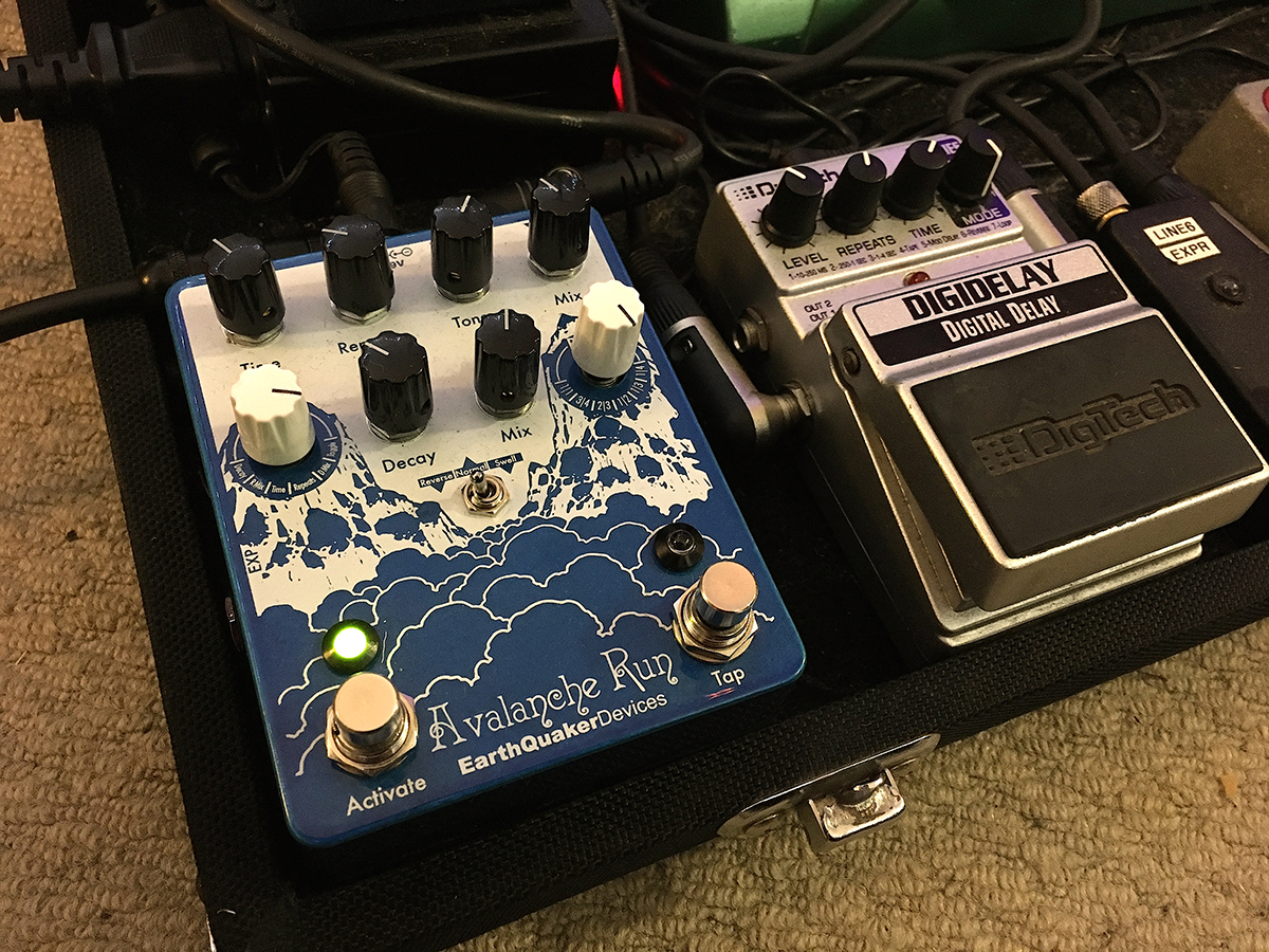 test pilots earthquaker devices avalanche run part 2 all things guitar. Black Bedroom Furniture Sets. Home Design Ideas