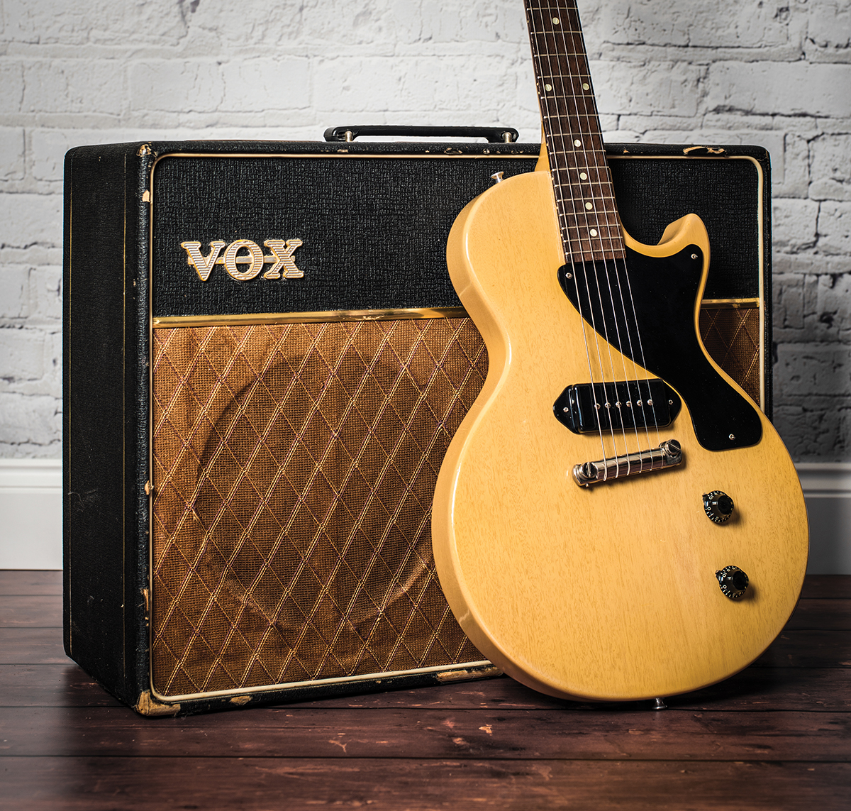 50 Low Cost Ways To Improve Your Guitar Tone The Magazine Picture Of How Make A Circuit Board Pick Luther Perkins Reverend Billy F Gibbons Eddie Van Halen And Billie Joe Armstrong Have All Enjoyed Visceral Thrill