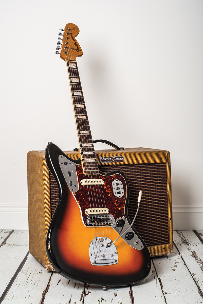 Vintage Bench Test 1966 Fender Jaguar The Guitar