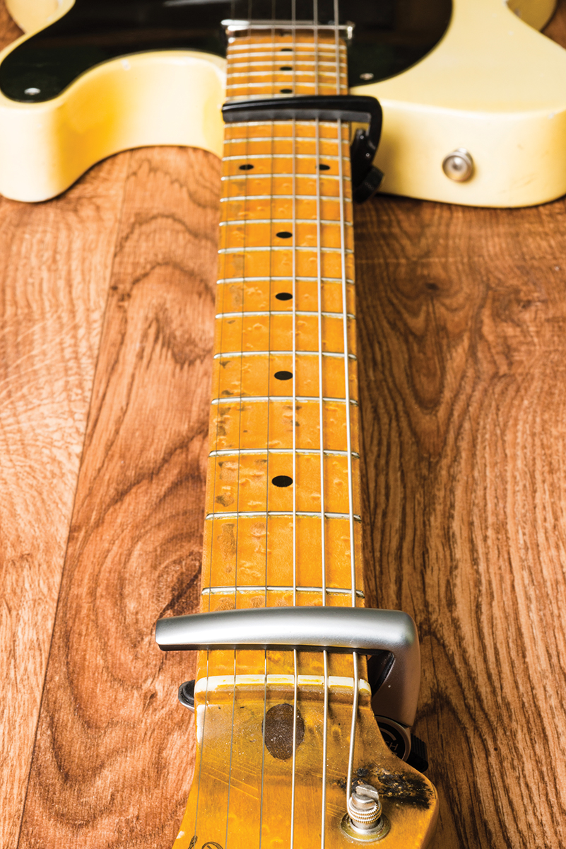 Guitar Diy Tips A Guide To Routine Maintenance The Ovation Electric Wiring Schematics