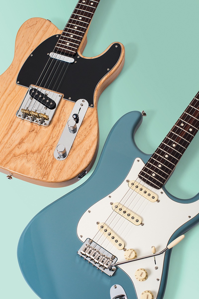 Fender American Professional Stratocaster & Telecaster Review | The ...
