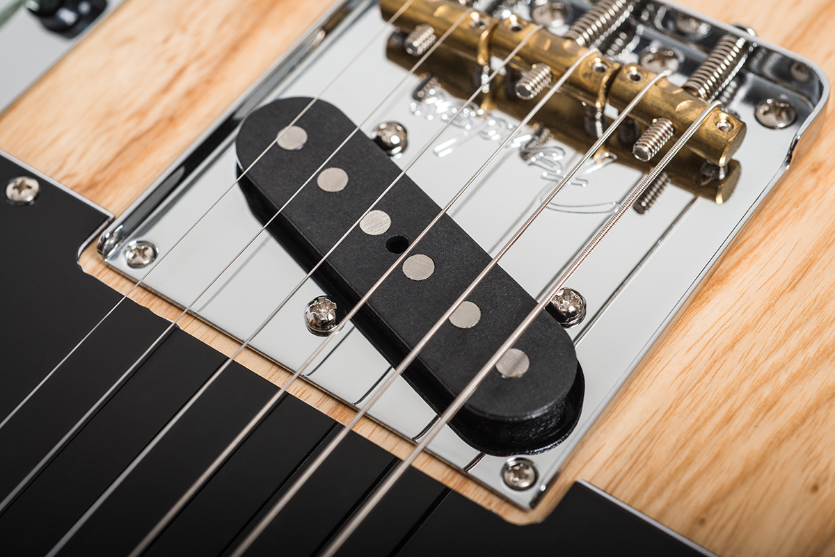 Fender American Professional Stratocaster Telecaster Review The Special Hss Strat Wiring Diagram Guitar Bass February 52