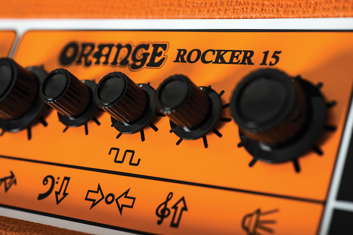 Orange Rocker 15 32 Review All Things Guitar The Circuit Of Bench Amplifier Is Chosen To Represent This Article Its Tighter And More Controlled Than Looser Overdrive Natural Channel Too What A Cool Little Amp