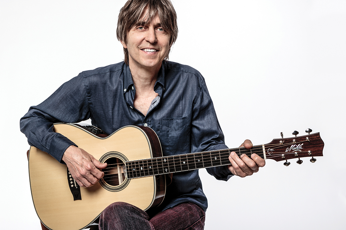 Interview Eric Johnson On His First Acoustic Album The Guitar