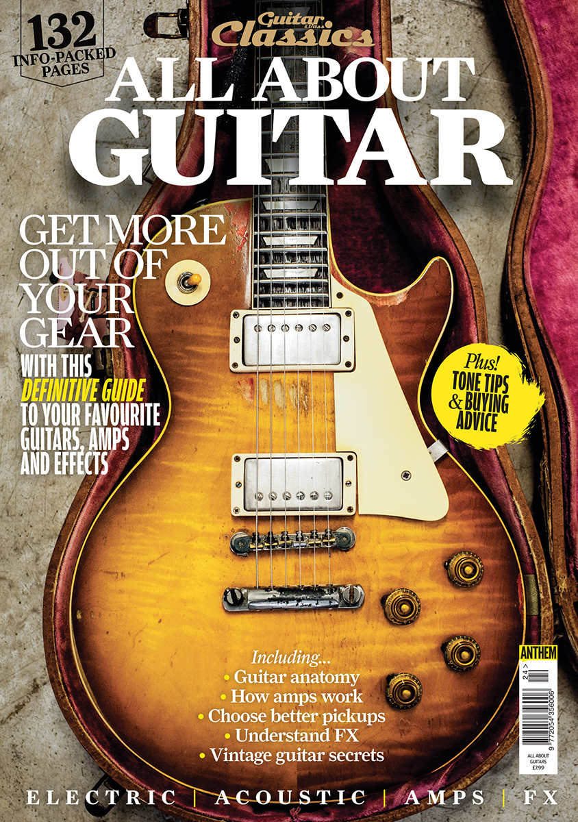 G&B Classics: All About Guitar is on sale now! - The Guitar Magazine ...