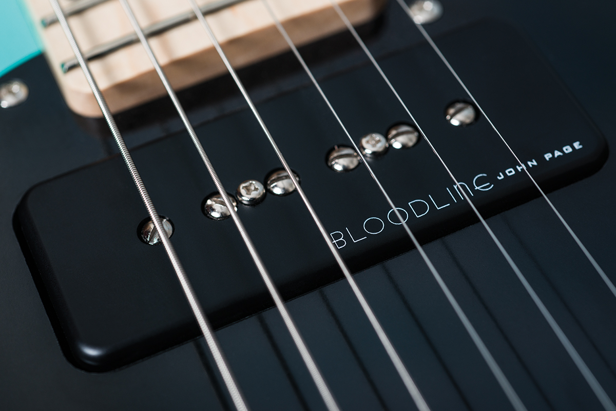 John Page Classic Aj Review The Guitar Magazine The Guitar Magazine
