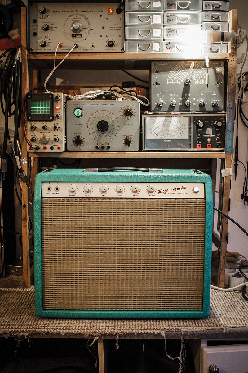 Diy Workshop Rift Amp Modifications Part 1 The Guitar Magazine Ampcircuits Although There Are Subcategories And Weird Transitional Models Vintage Fender Circuits Mostly Divided Into Three Varieties Namely Tweed