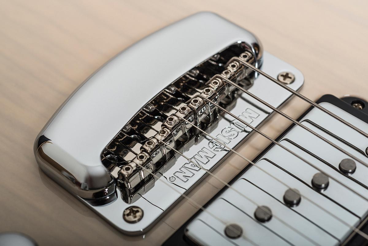 Music Man Valentine & Sterling Cutlass CT50 Review - Guitar