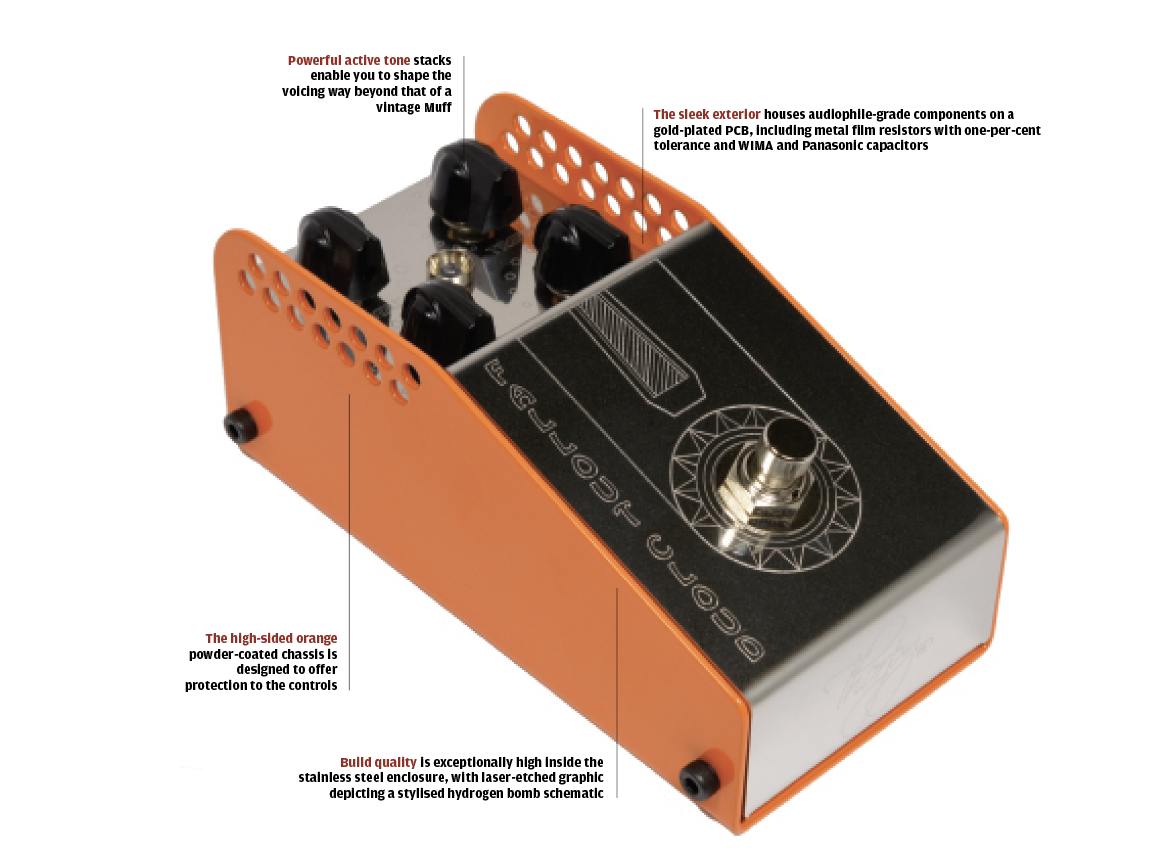 The 20 Best Fx Pedals In World Today Guitar Magazine Andy Summers Telecaster Wiring Diagram A Major Fuzz Pedal Based On Classic Triangle Big Muff From Uk Maker Thorpyfx Fallout Cloud May Prove To Be Last Fuzzword For Addicts