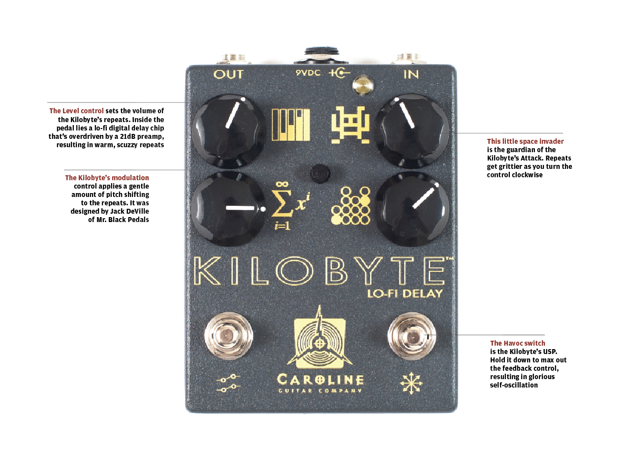 The 20 Best Fx Pedals In World Today All Things Guitar Pot Wiring Electrical Engineering Stack Exchange Caroline Company Founded Columbia South Carolina Turned To Crowdfunding Make Vision For Initial Run Of Kilobyte A Reality