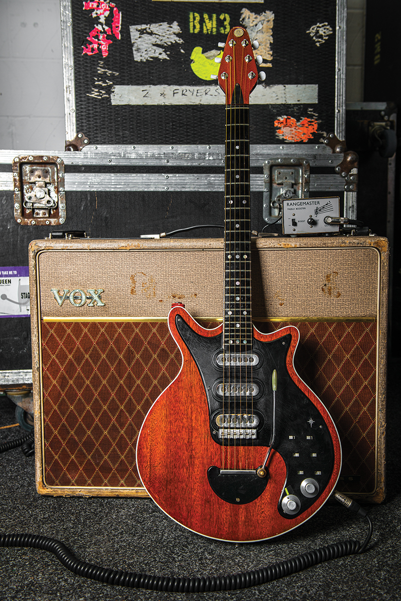 brian may red special review