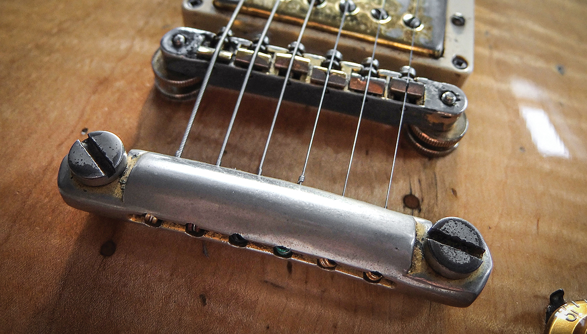 Paul Kossoffs Stripped Les All Things Guitar The Steel Forum View Topic 72 Telecaster Custom Wiring Switch Works Perfectly Removing Toggle Back Plate Reveals That It Has Not Been De Soldered Which Gives Us A Clue As To How Refinish