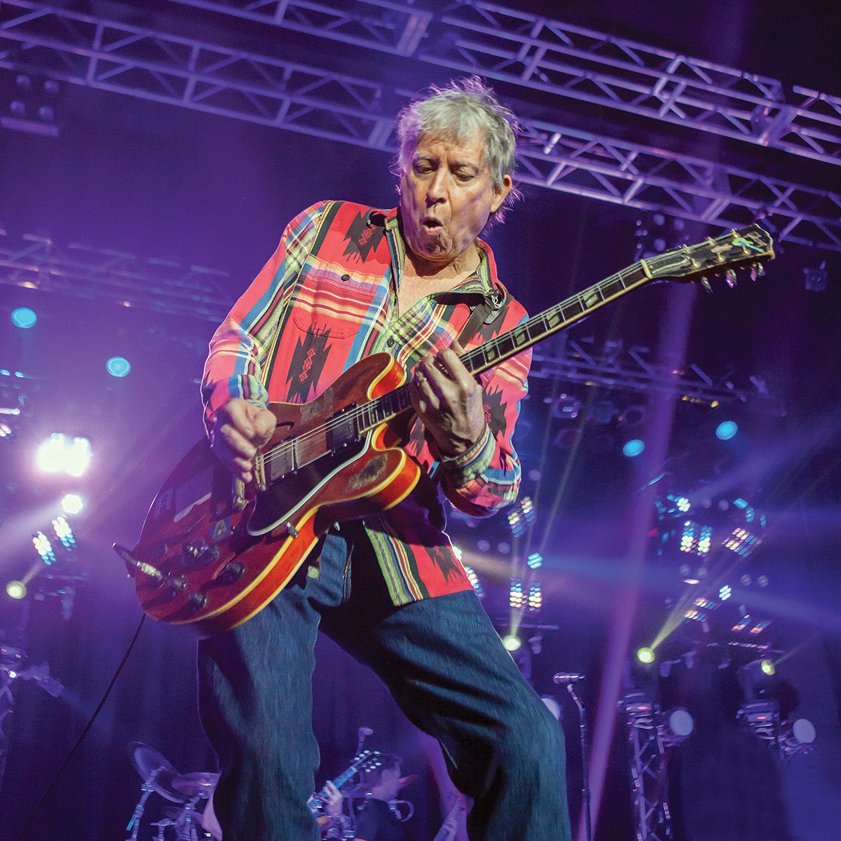 Lyrics what the hell is going on elvin bishop