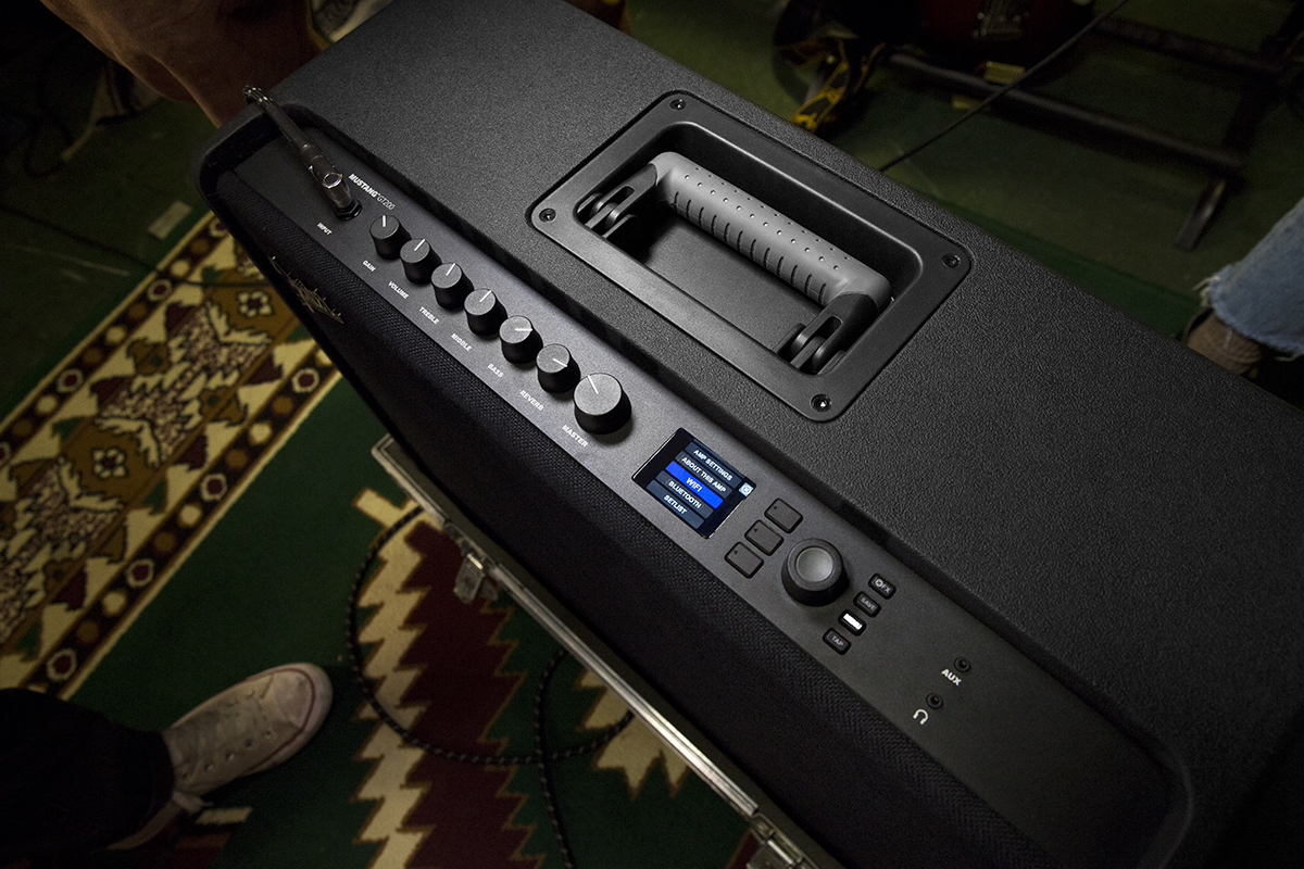 Fender launches Mustang GT Amps with Wi-Fi and Bluetooth