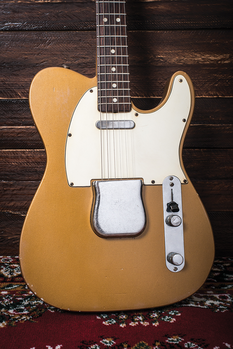 68 Fender Esquire Wiring Just Another Diagram Blog Schematic Vintage Bench Test 1965 Telecaster Guitar Com All Things Rh Double Knobs For Reason