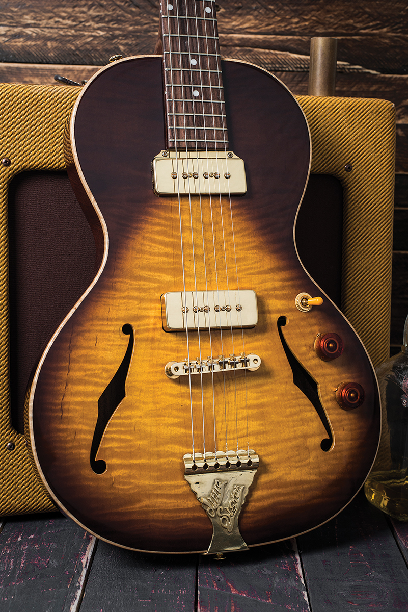 Bg Guitars Little Sister Crossroads Review All Guitar Wiring Also Gibson Es 335 Harness Loom