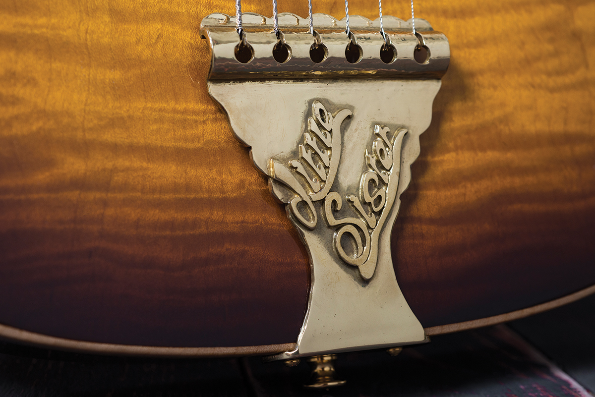 Bg Guitars Little Sister Crossroads Review All Guitar Wiring Also Gibson Es 335 Harness The Body Is Made Of Three Pieces African Mahogany Rather Than A Single Piece And Fingerboard Dots Are Plastic Pearl But Latter Has
