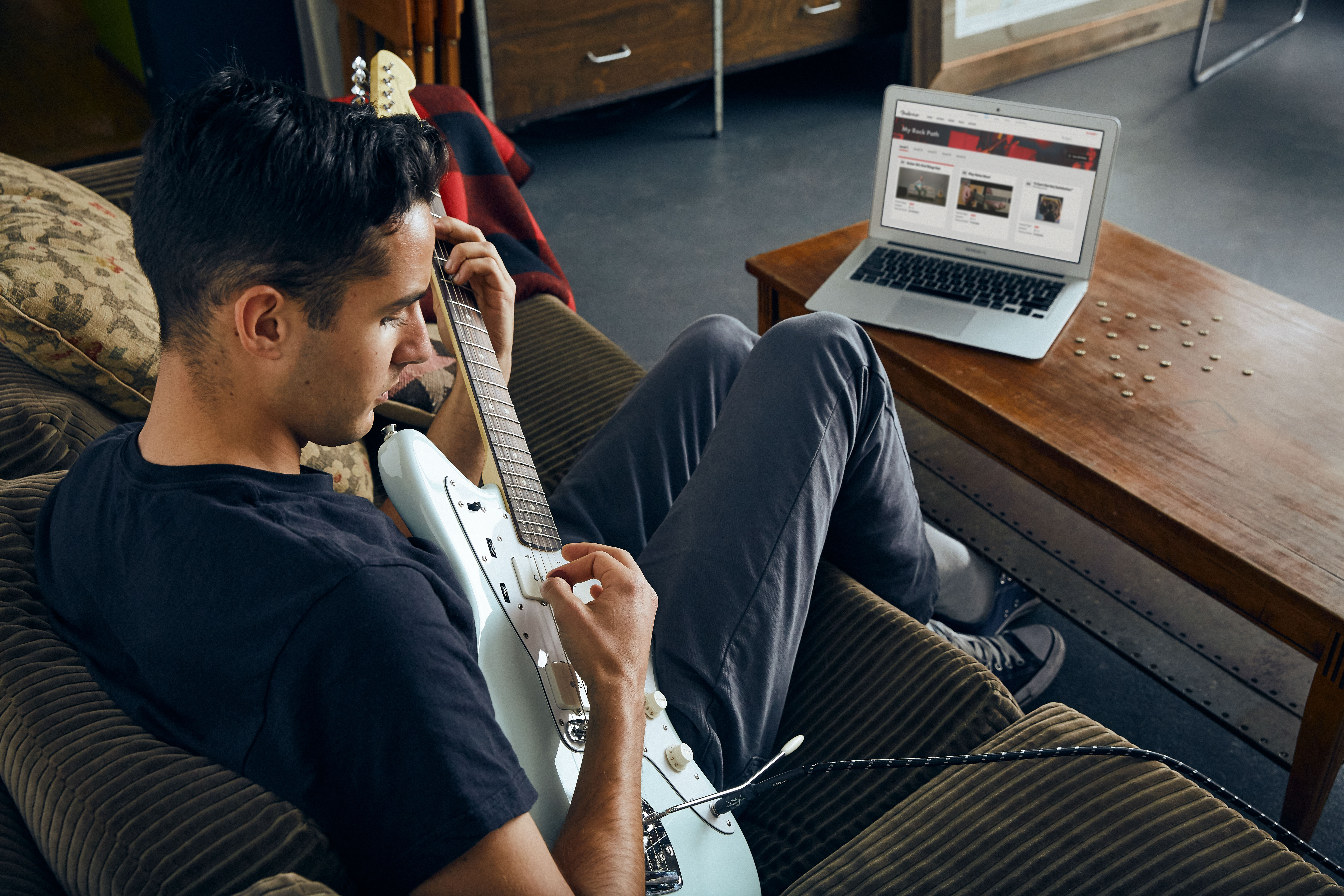Fender® Introduces Digital Learning Platform, Fender Play